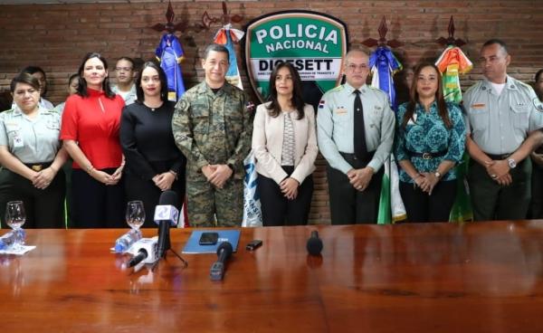 INTRANT y DIGESETT ejecutan el programa de revisión de alcoholemia en Santo Domingo